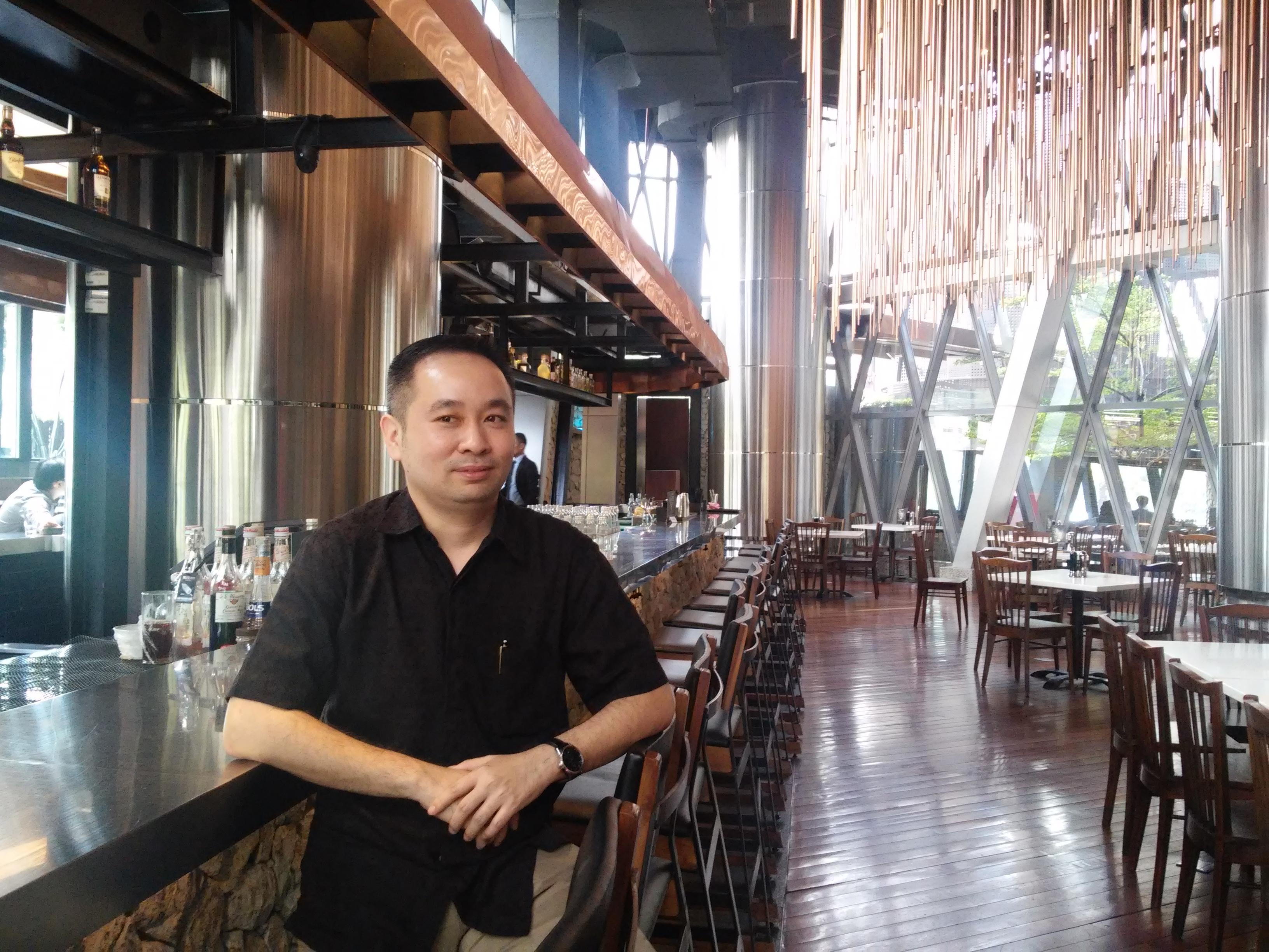 CEO Infokost Frandy Wirajaya Sugianto / DailySocial