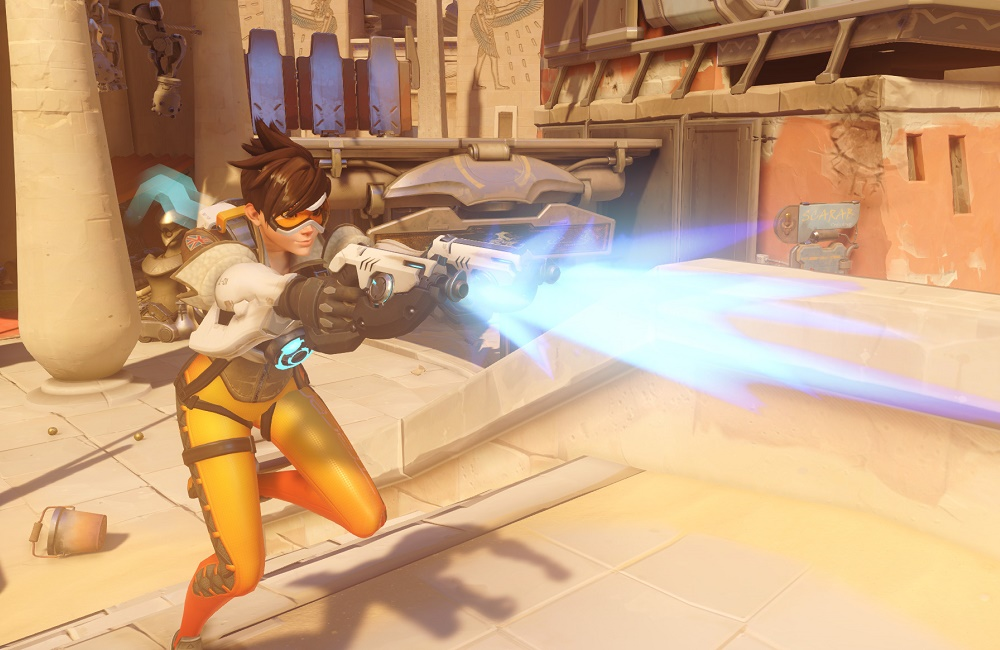 Tracer, Overwatch
