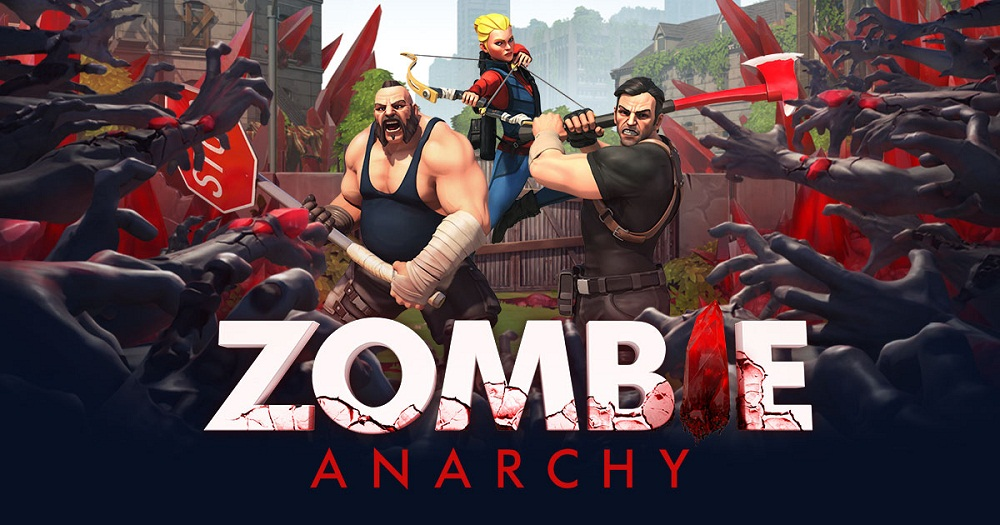 Game Zombie Anarchy untuk Android