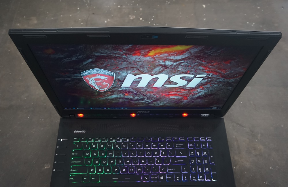 MSI GT72VR 6RE Tobii 48