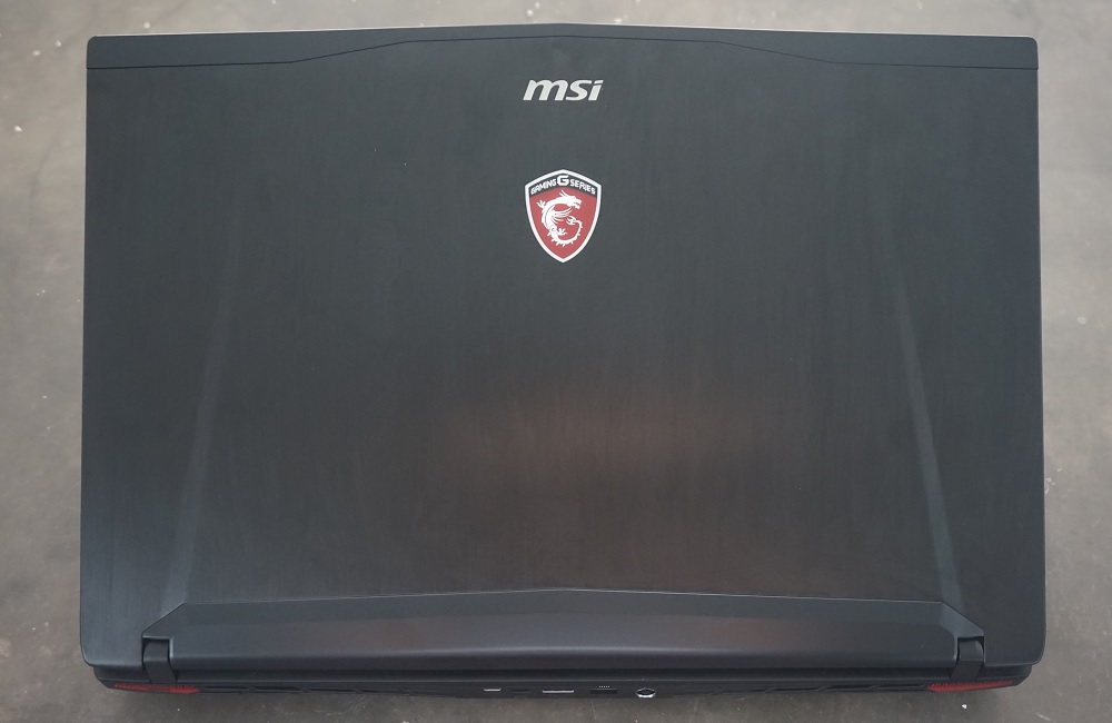 MSI GT72VR 6RE Tobii 43