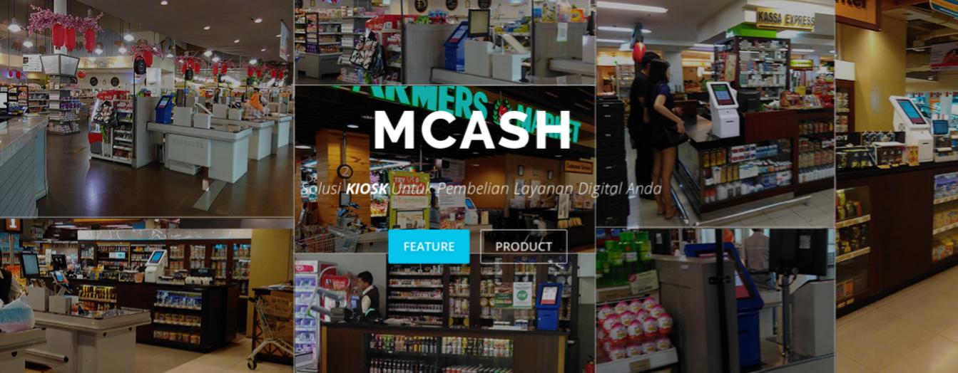 Kios Digital M Cash Segera Melantai Awal November 2017, Lepas 25% Saham Baru / M Cash