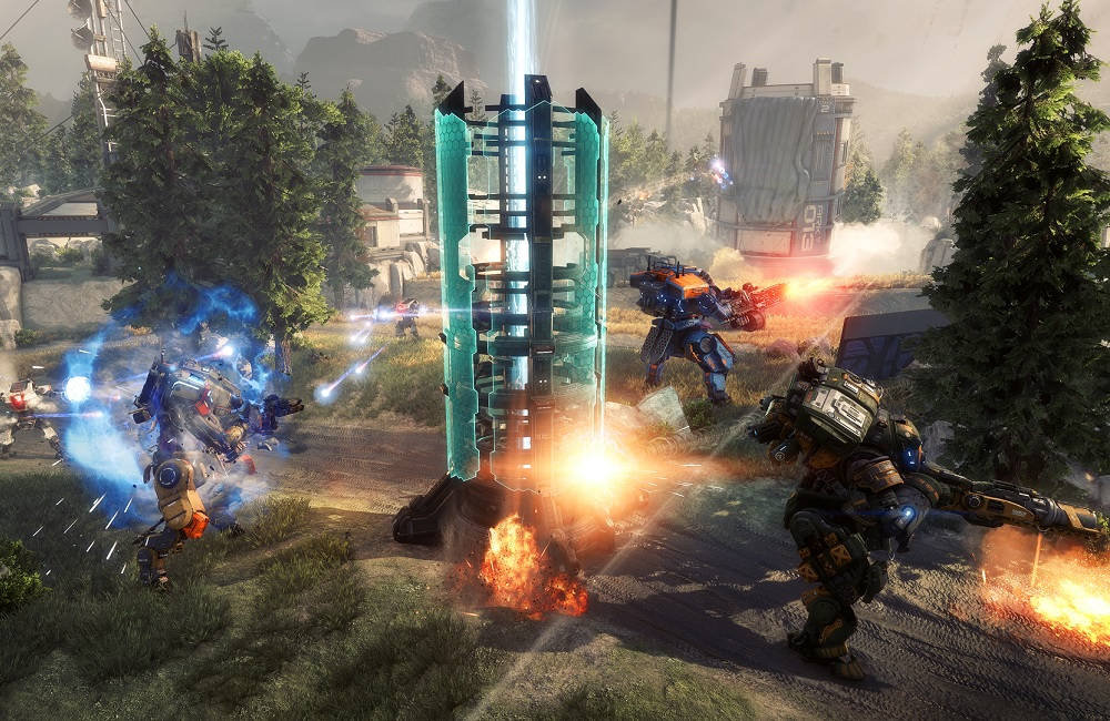 Operation Frontier Shield, Titanfall 2