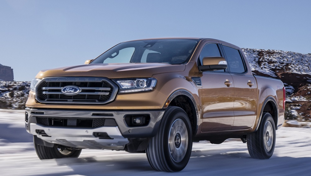 Ford Ranger 2019 SuperCrew