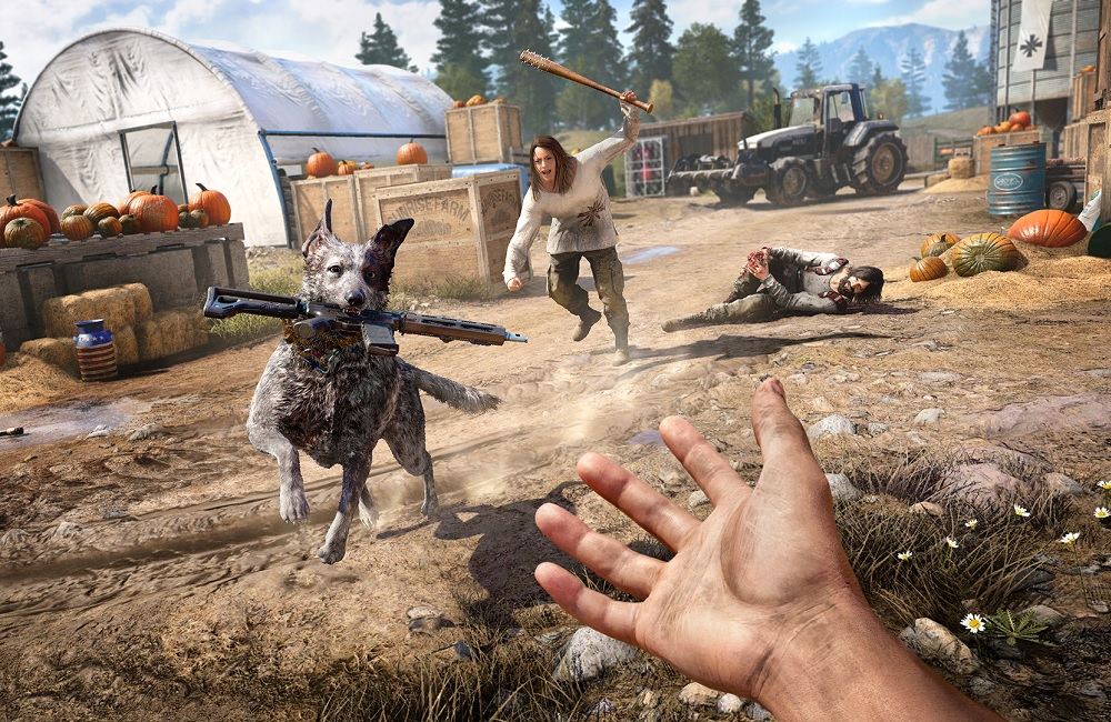 gambar game far cry 5 Game Offline Pc Petualangan Paling Kece