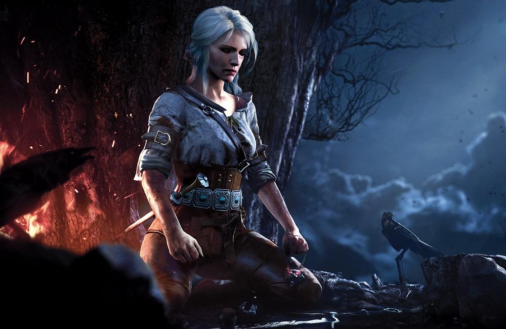 Cirilla Fiona Elen Riannon, The Witcher 3 Wild Hunt.