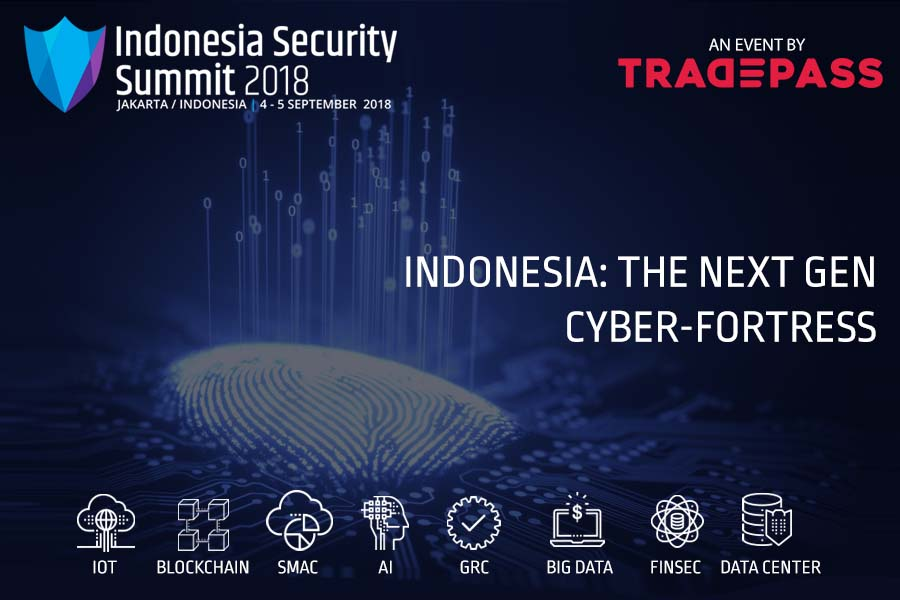Indonesia Security Summit 2018 diadakan awal September 2018
