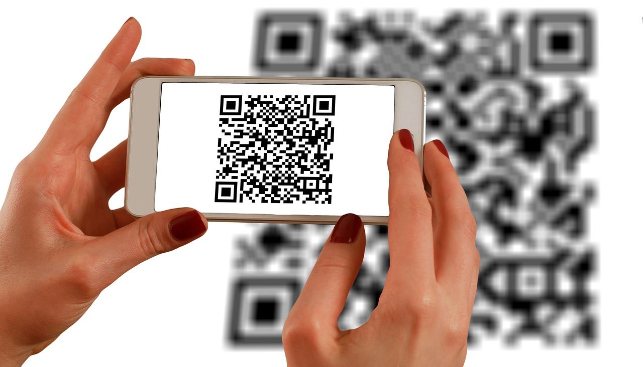 QR code is here to stay