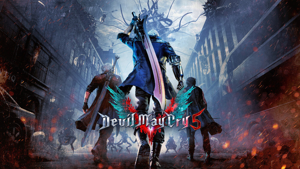 Devil May Cry 5 | Poster