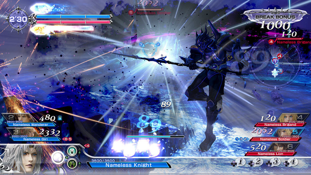 Dissidia Final Fantasy NT | Screenshot 1