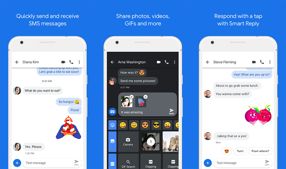 Android Messages / Google