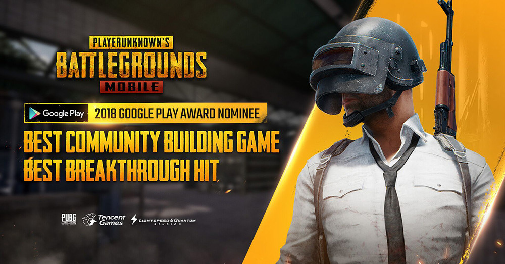 PUBG Mobile - Nominations