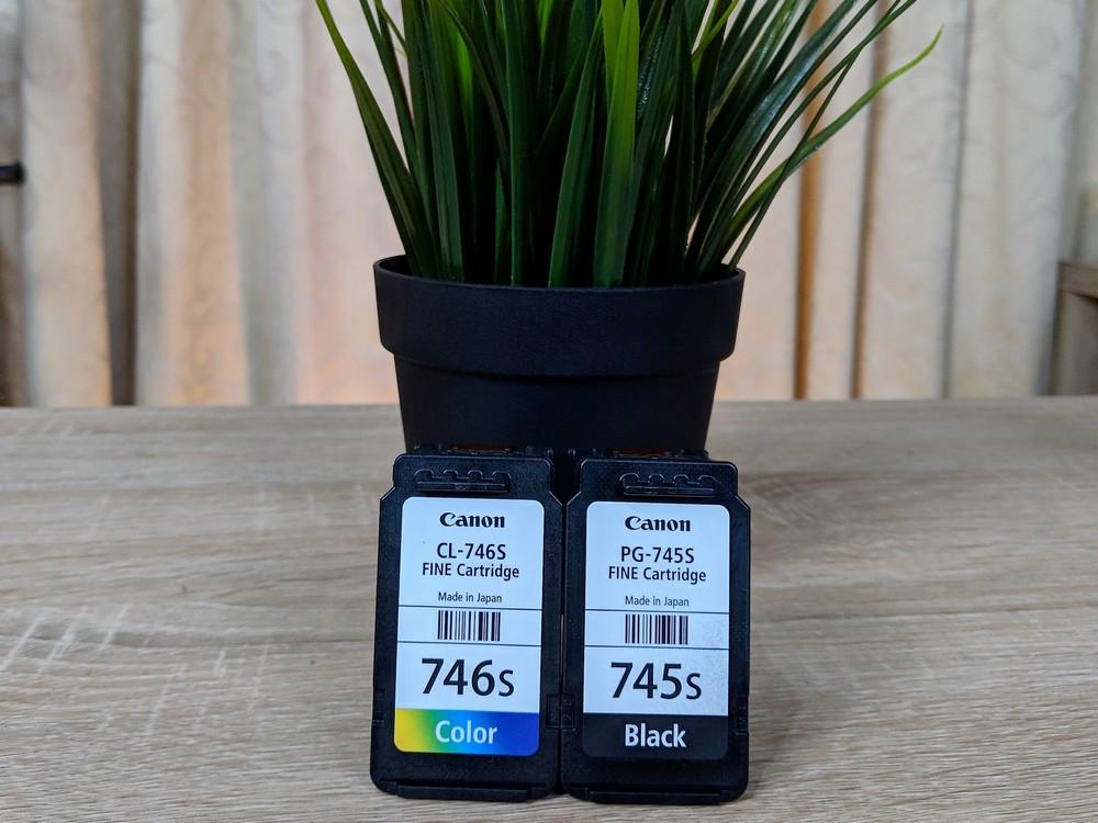 Canon PIXMA TR4570s - Cartridge