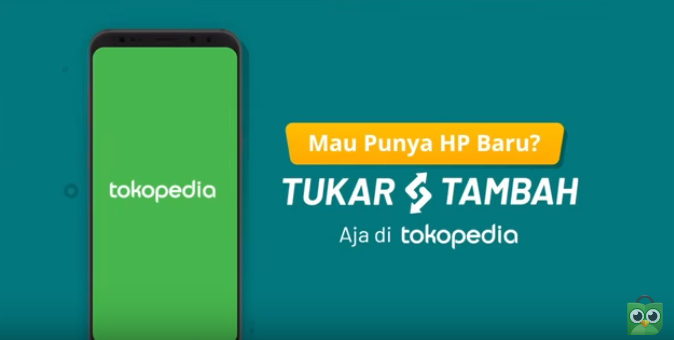 Currently available for users in Jabodetabek / Tokopedia