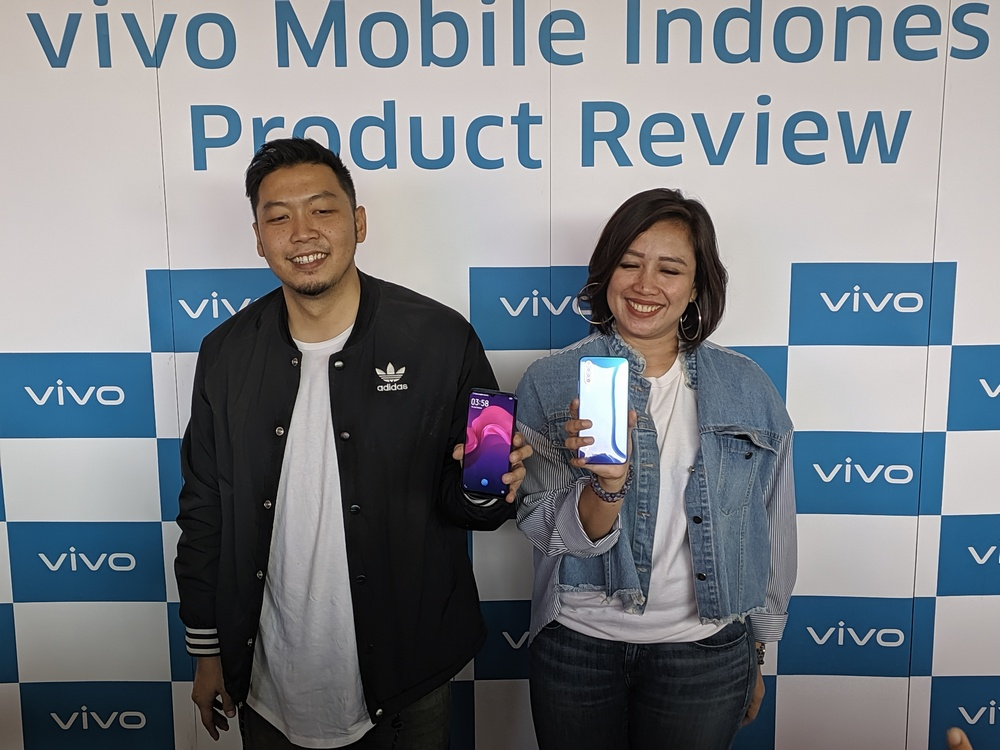 Vivo Motomoto - Launch
