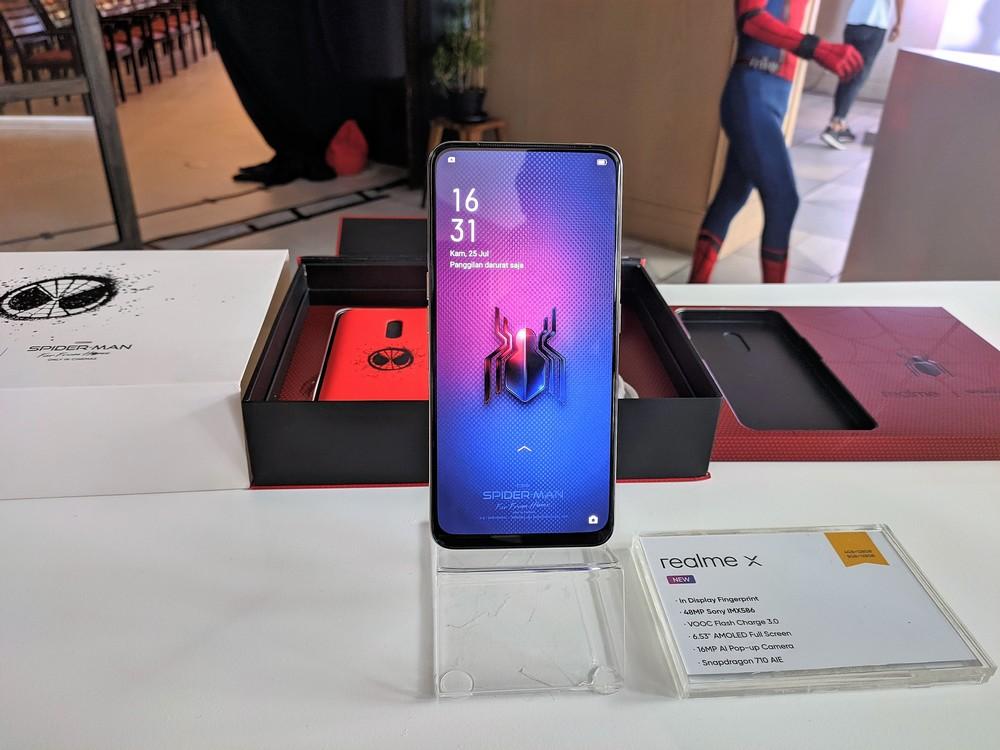 Realme X - The 6GB RAM Mobile Phones