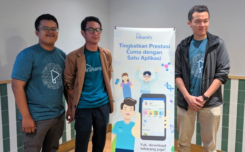 Startup Edtech Pahamify Resmi Hadir, Tawarkan Konten Edukasi untuk Pelajar SMA