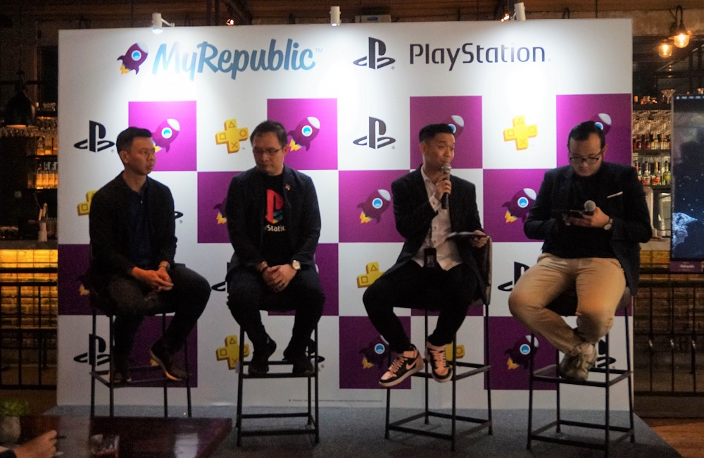 MyRepublic x PlayStation 12