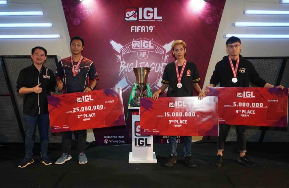 IGL FIFA 19 FUT - Top 4