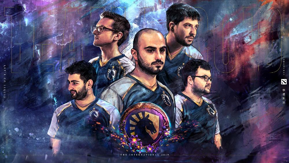 Team Liquid - Dota 2