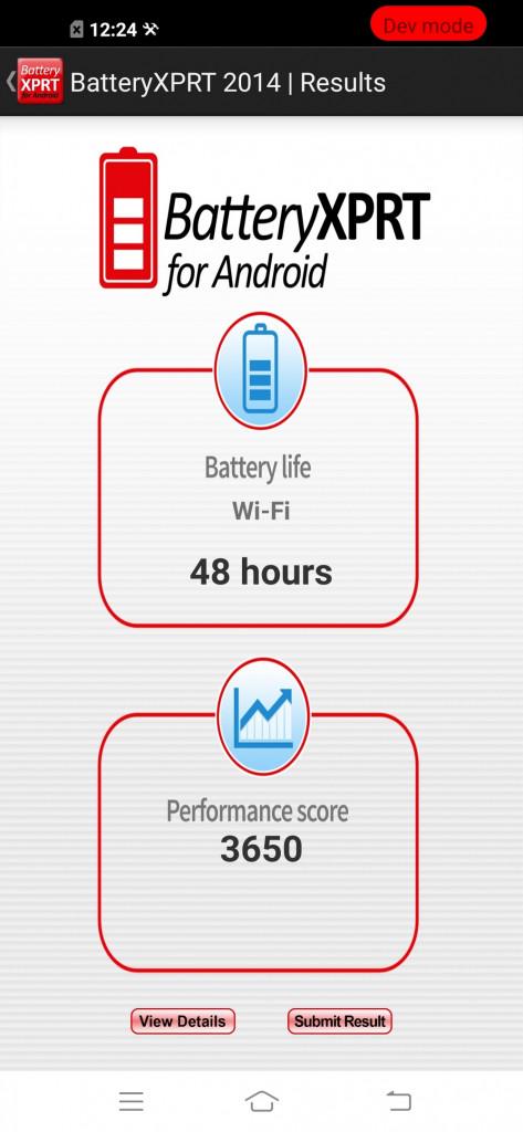 Vivo Z1 Pro - BatteryXPRT