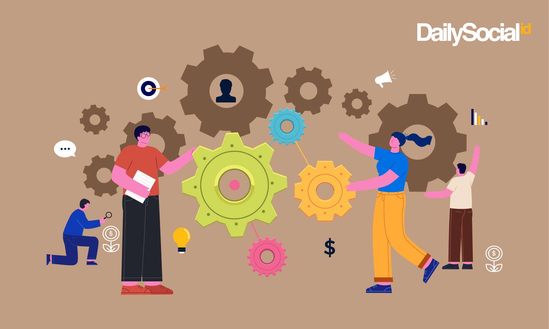 Menerjemahkan istilah-istilah teknis berkaitan dengan startup digital
