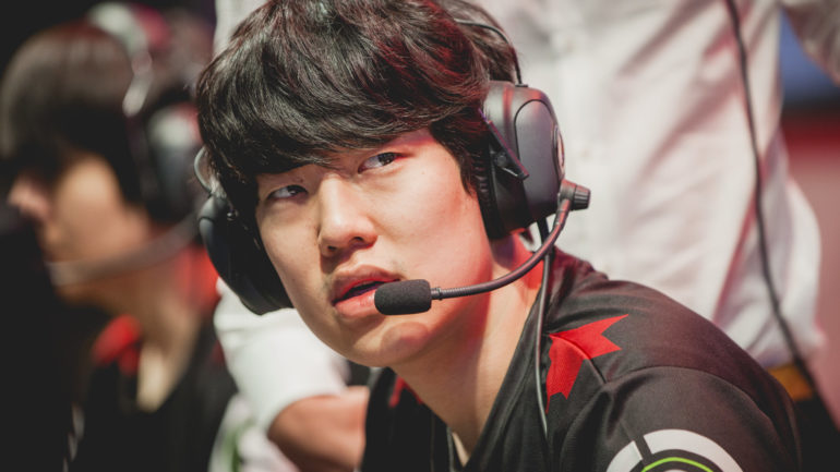 "Lee ""GBM"" Chang-seok. 