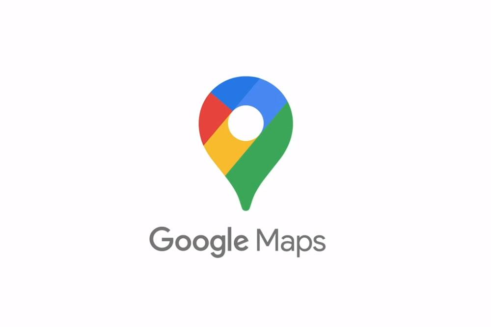 Icon baru Google Maps / Google