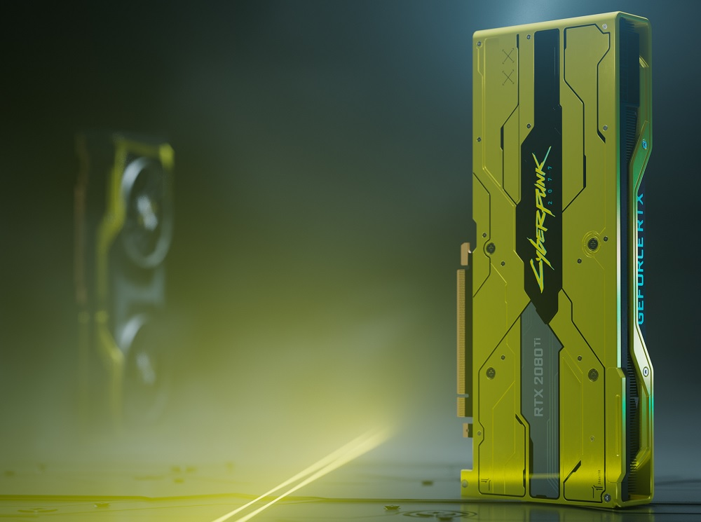 GeForce RTX 2080 Ti Cyberpunk 2077 Edition 1