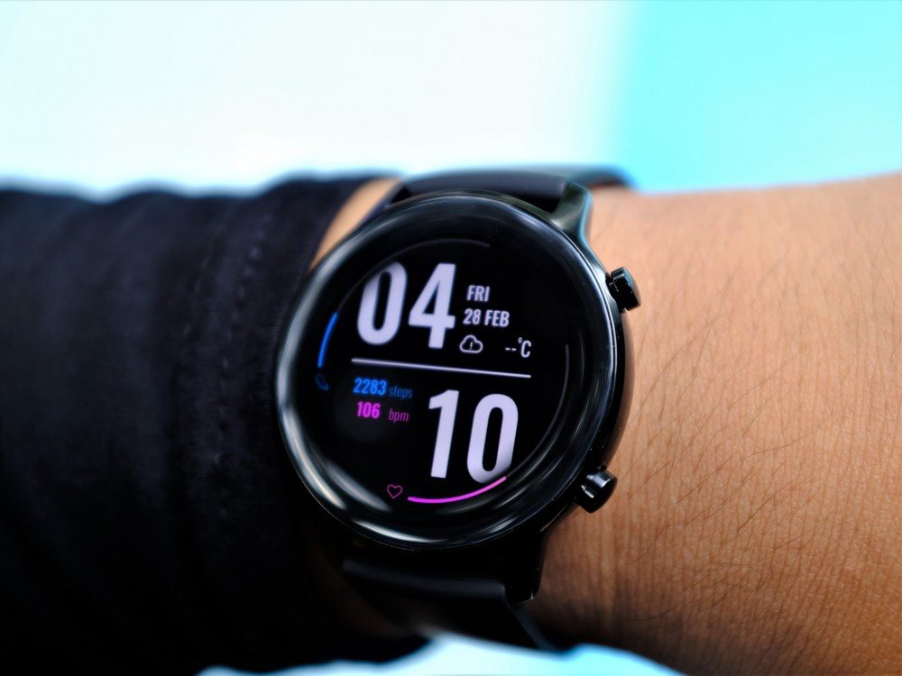 Honor MagicWatch 2 - Tombol
