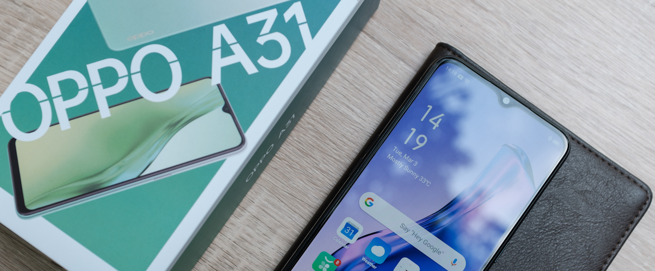 Review OPPO A31