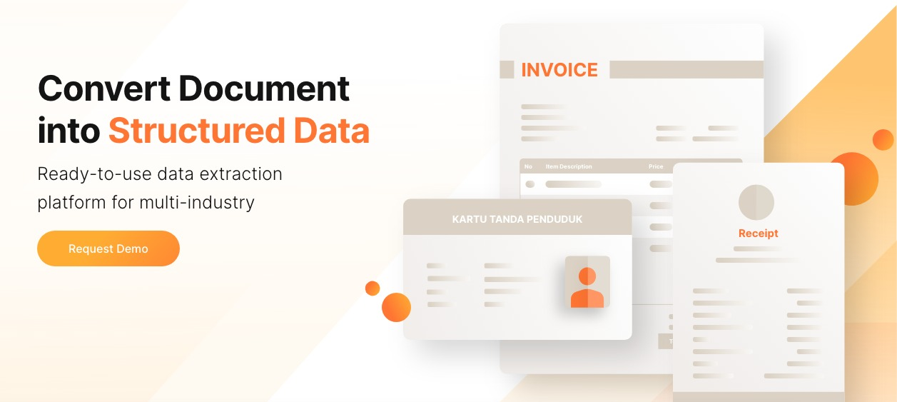 Konvergen AI provides data extract service for various purposes