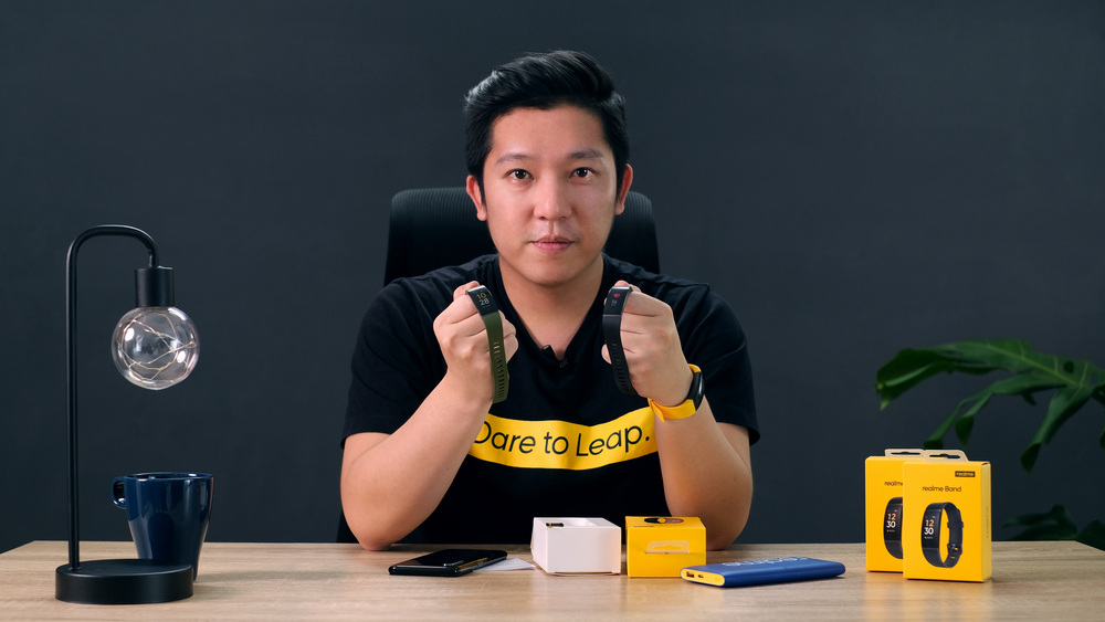 Felix Christian - Product Manager realme Indonesia