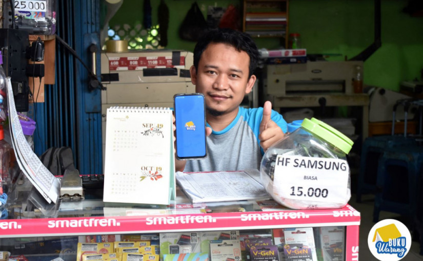 The SME Accounting App Developer BukuWarung Announces Seed Funding Led by East Ventures