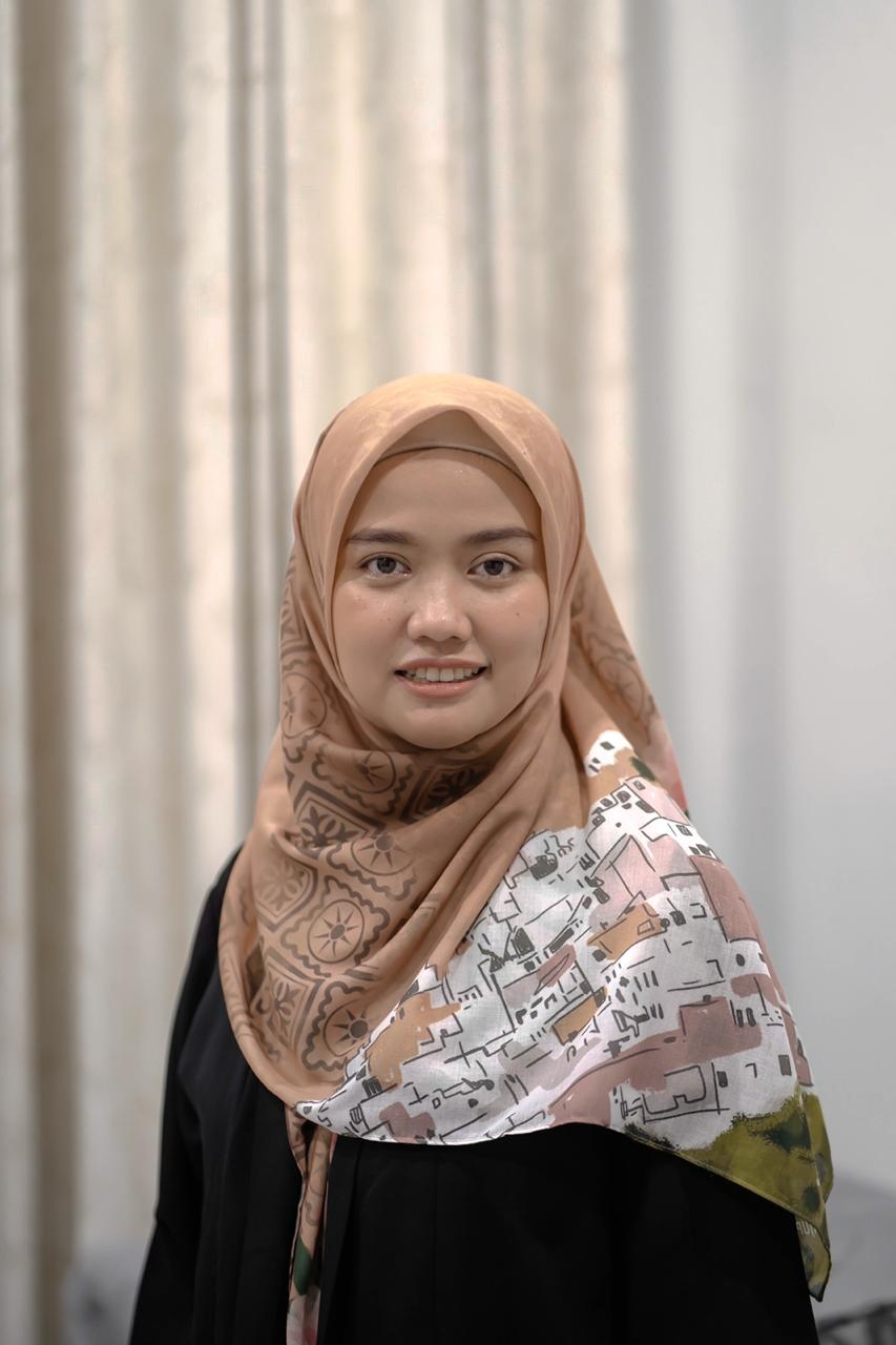 Diajeng Lestari, HijUp's Founder and CEO