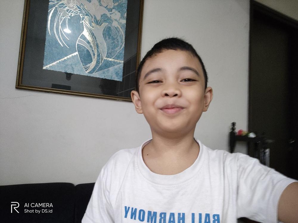 Realme 7 Pro - Hasil Kamera Selfie 02
