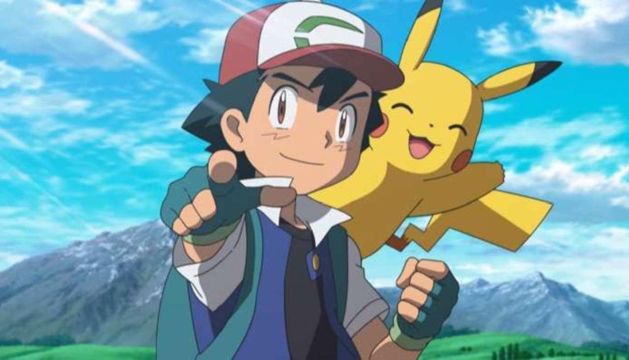 Pokemon juga diadaptasi menjadi anime. | Sumber: ComicBook